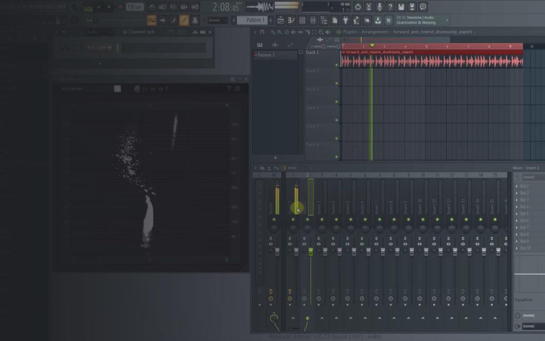 Setting up PEEL in FL Studio